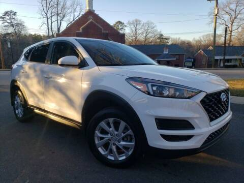 2019 Hyundai Tucson for sale at McAdenville Motors in Gastonia NC