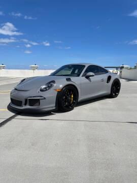 2016 Porsche 911 for sale at EURO STABLE in Miami FL