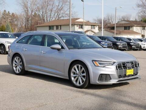 2021 Audi A6 allroad for sale at Park Place Motor Cars in Rochester MN
