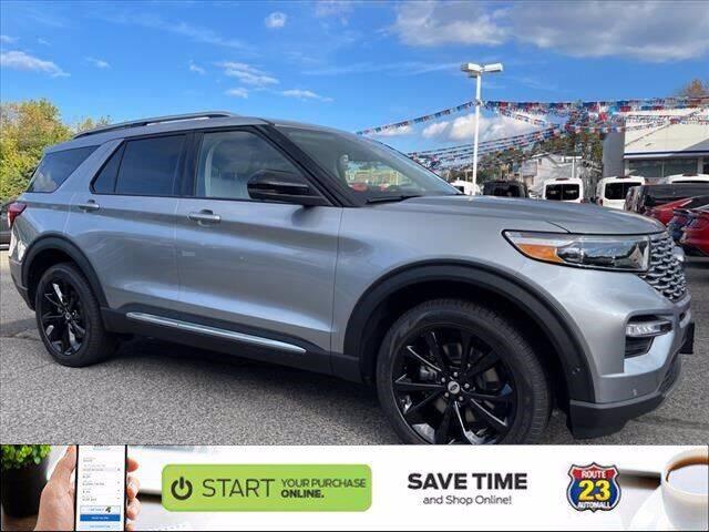 2021 Ford Explorer Hybrid for sale in Butler, NJ