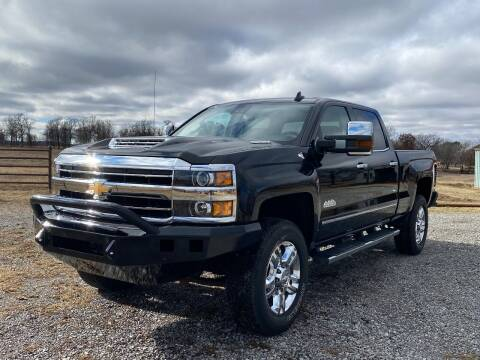2018 Chevrolet Silverado 2500HD for sale at TINKER MOTOR COMPANY in Indianola OK