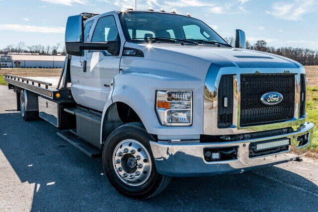 2018 Ford F-650 Super Duty for sale at Fruendly Auto Source in Moscow Mills MO