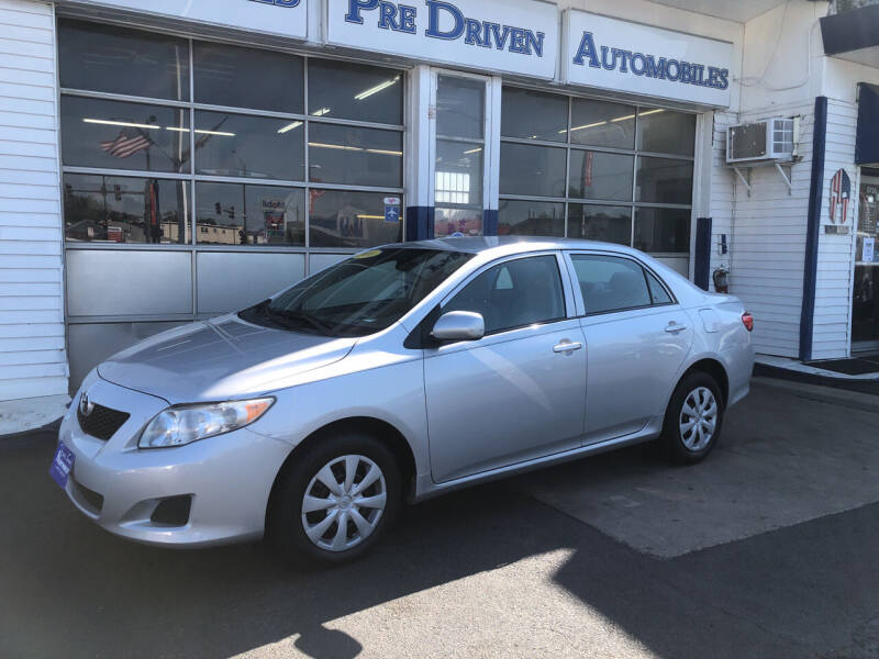 2010 Toyota Corolla for sale at Jack E. Stewart's Northwest Auto Sales, Inc. in Chicago IL
