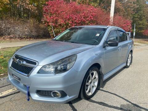 2013 Subaru Legacy for sale at Padula Auto Sales in Braintree MA