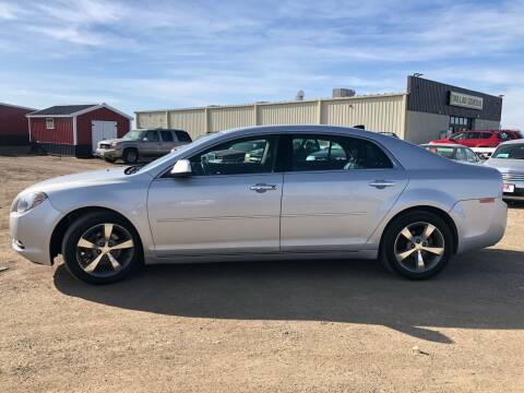 2012 Chevrolet Malibu for sale at TnT Auto Plex in Platte SD