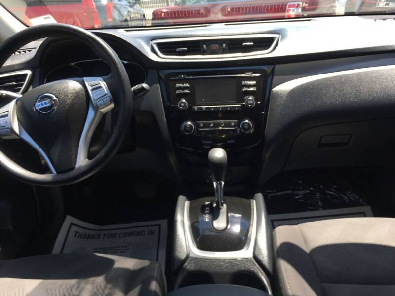 2016 Nissan Rogue SL 4dr Crossover - Pacoima CA