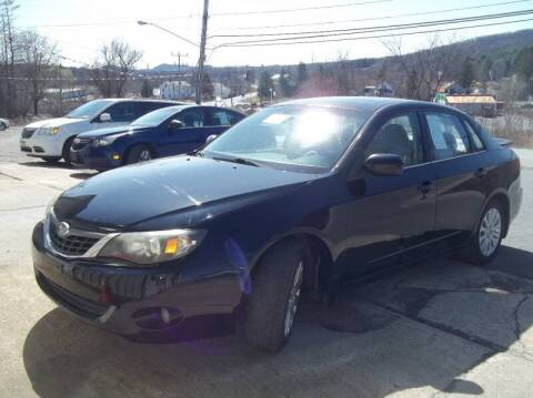 2010 Subaru Impreza for sale at Warner's Auto Body of Granville Inc in Granville NY