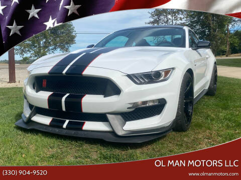 2018 Ford Mustang for sale at Ol Man Motors LLC in Louisville OH