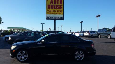 2008 Mercedes-Benz C-Class for sale at AUTO HOUSE WAUKESHA in Waukesha WI