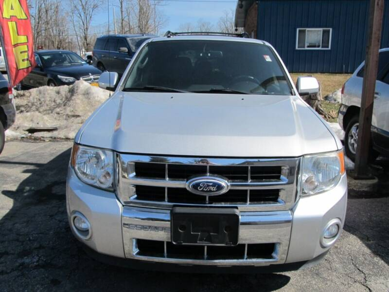 2012 Ford Escape for sale at Mid - Way Auto Sales INC in Montgomery NY