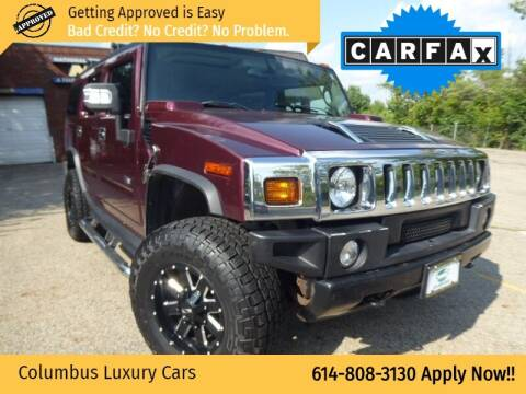 2006 HUMMER H2 for sale at Columbus Luxury Cars in Columbus OH