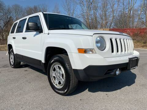 2014 Jeep Patriot for sale at Auto Warehouse in Poughkeepsie NY