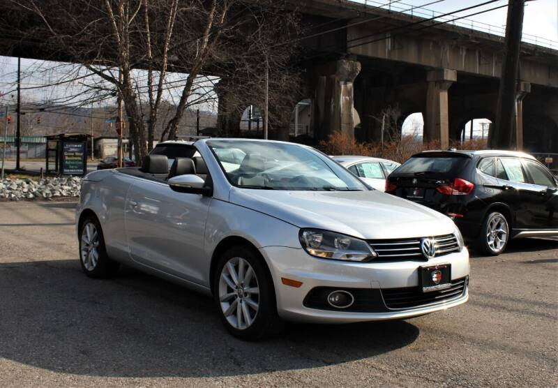 2012 Volkswagen Eos for sale at Cutuly Auto Sales in Pittsburgh PA