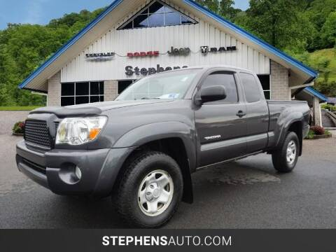 2011 Toyota Tacoma for sale at Stephens Auto Center of Beckley in Beckley WV