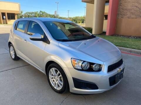 2015 Chevrolet Sonic for sale at KAM Motor Sales in Dallas TX
