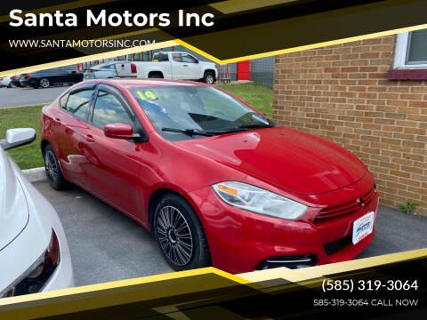 2014 Dodge Dart for sale at Santa Motors Inc in Rochester NY