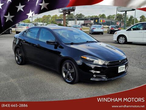 2015 Dodge Dart for sale at Windham Motors in Florence SC