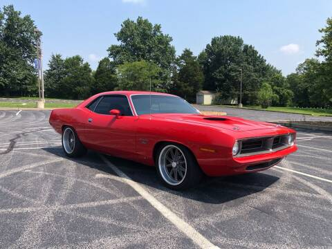 1970 Plymouth Barracuda for sale at Fair & Friendly Car & Truck Sales in Foristell MO