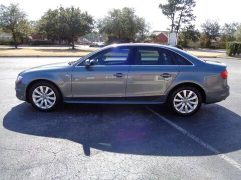 2015 Audi A4 for sale at BALKCUM AUTO INC in Wilmington NC