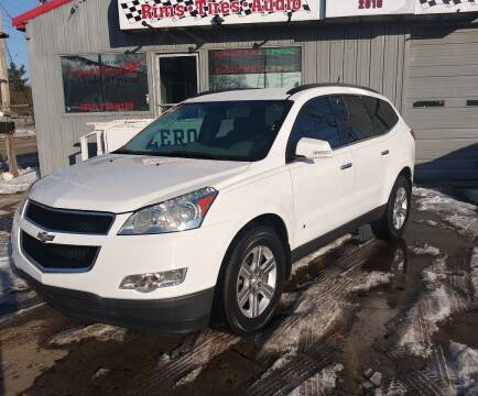 2010 Chevrolet Traverse for sale at Wicked Motorsports in Muskegon MI