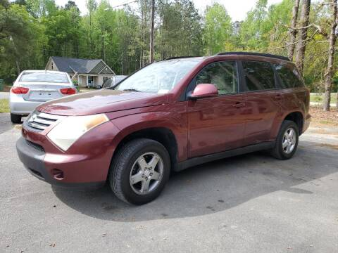 2007 Suzuki XL7 for sale at Tri State Auto Brokers LLC in Fuquay Varina NC