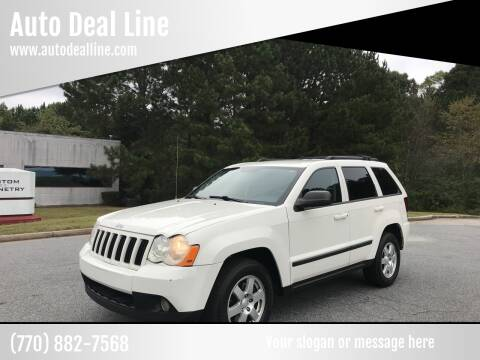 2008 Jeep Grand Cherokee for sale at Auto Deal Line in Alpharetta GA