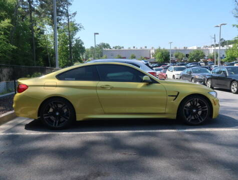 2015 BMW M4 for sale at Southern Auto Solutions - BMW of South Atlanta in Marietta GA