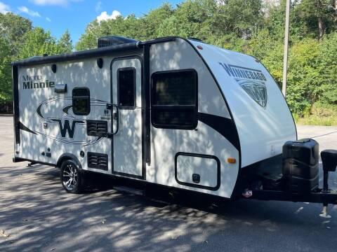 2018 Winnebago Micro Minnie 1700BH for sale at Turnbull Automotive in Homewood AL