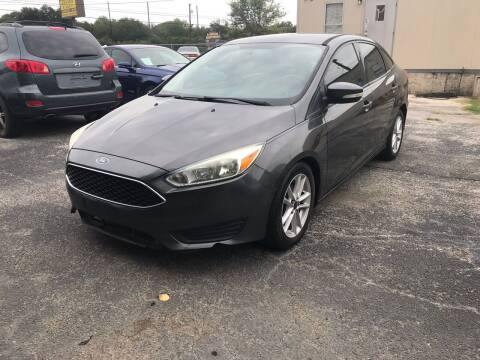 2015 Ford Focus for sale at K-M-P Auto Group in San Antonio TX