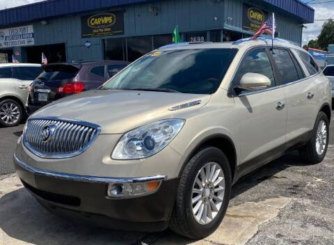 2008 Buick Enclave for sale at CAR VIPS ORLANDO LLC in Orlando FL