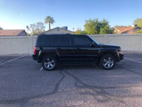 2016 Jeep Patriot for sale at UR APPROVED AUTO SALES LLC in Tempe AZ