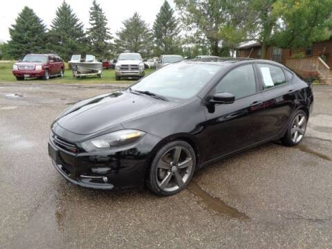 2014 Dodge Dart for sale at COUNTRYSIDE AUTO INC in Austin MN