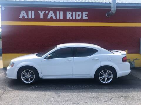 2014 Dodge Avenger for sale at Big Daddy's Auto in Winston-Salem NC