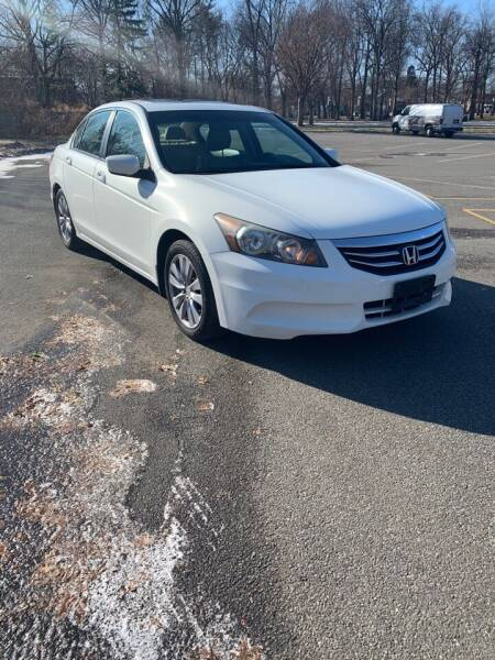 2011 Honda Accord for sale at CAR STOP in Linden NJ