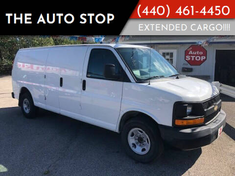 2015 Chevrolet Express Cargo for sale at The Auto Stop in Painesville OH