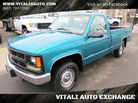 1995 Chevrolet C/K 1500 Series for sale at VITALI AUTO EXCHANGE in Johnson City NY