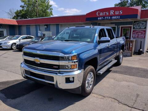 2015 Chevrolet Silverado 2500HD for sale at Cars R Us in Binghamton NY
