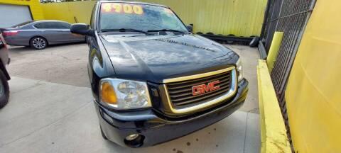 2002 GMC Envoy for sale at Frankies Auto Sales in Detroit MI