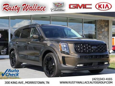 2021 Kia Telluride for sale at RUSTY WALLACE CADILLAC GMC KIA in Morristown TN