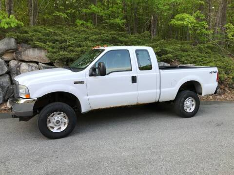 2004 Ford F-350 Super Duty for sale at William's Car Sales aka Fat Willy's in Atkinson NH