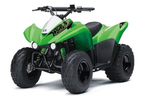 2021 Kawasaki KFX90 for sale at Queen City Motors Inc. in Dickinson ND