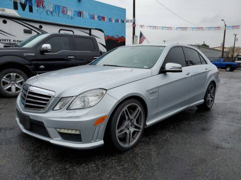 2010 Mercedes-Benz E-Class for sale at DPM Motorcars in Albuquerque NM