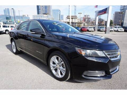 2015 Chevrolet Impala for sale at BEAMAN TOYOTA in Nashville TN