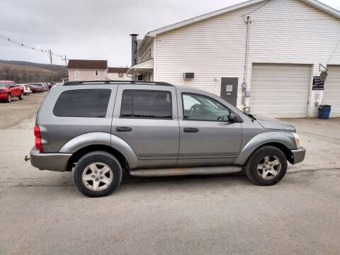 2005 Dodge Durango for sale at ROUTE 119 AUTO SALES & SVC in Homer City PA