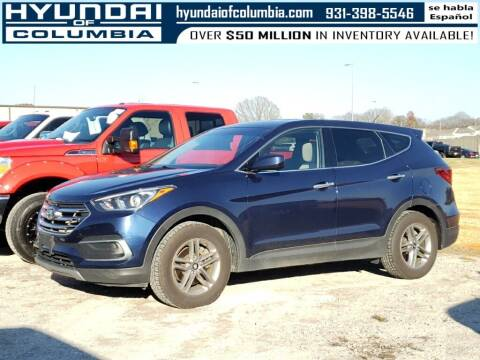 2018 Hyundai Santa Fe Sport for sale at Hyundai of Columbia Con Alvaro in Columbia TN