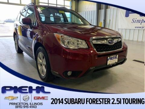 2014 Subaru Forester for sale at Piehl Motors - PIEHL Chevrolet Buick Cadillac in Princeton IL