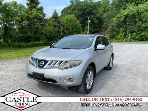 2009 Nissan Murano for sale at Classified Pre-owned Cars of Marlboro in Marlboro NY