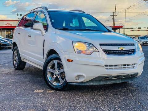2013 Chevrolet Captiva Sport for sale at MAGNA CUM LAUDE AUTO COMPANY in Lubbock TX