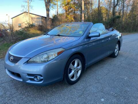 2008 Toyota Camry Solara for sale at Speed Auto Mall in Greensboro NC