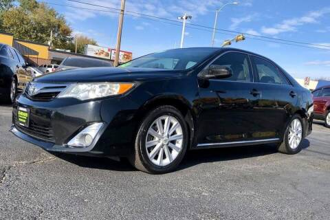 2012 Toyota Camry for sale at Island Auto Express in Grand Island NE
